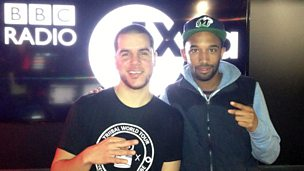 Image for DJ Charlesy catches up with CJ Beatz