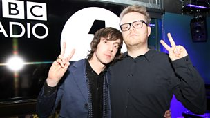 Image for Miles Kane catches up with Huw Stephens