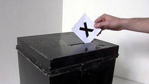Image for Comedy at the ballot box