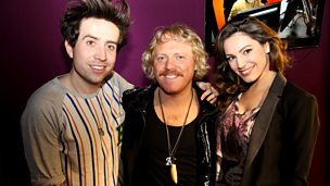 Image for Keith Lemon, Kelly Brook and Holly Willoughby talk Celebrity Juice