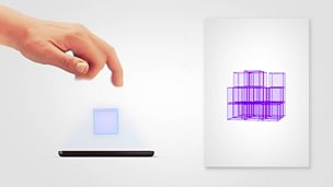 Image for Touchscreen 'that reacts even without touching'