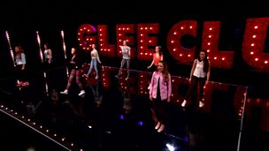 Image for Comic Relief Does Glee Club: 2013 - Encore