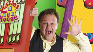 Image for Justin Fletcher: Celebrity Interview