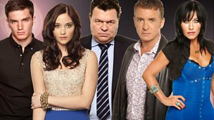 Image for The British Soap Awards: Your longlist nominees