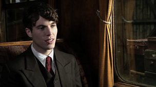 Image for Tom Hughes describes his character Max Hare