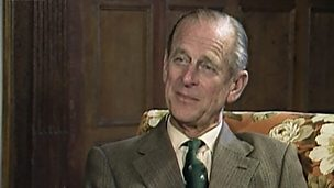 Image for Interview with the Duke of Edinburgh