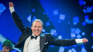 "Image for Antony Cotton performs ""Anything Goes"""