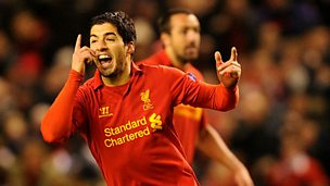 Image for Ian McGarry's take on Luis Suarez
