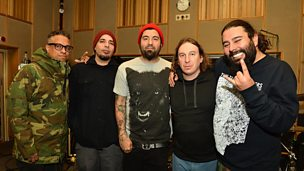 Image for Deftones - Live session