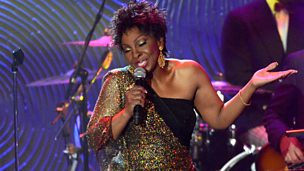 "Image for ""Empress of Soul"" Gladys Knight impromptu sing-along"