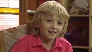 Harry from The Dumping Ground