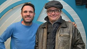 Image for Charlie Higson chats to Shaun Keaveny
