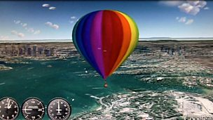 Image for Webscape: Virtual ballooning