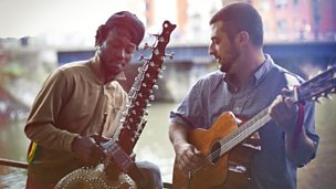 Image for Joe Driscoll and Sekou Kouyate performing Lady from the album Faya
