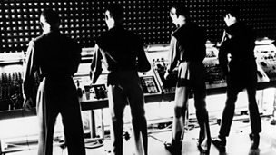 Image for Rob Deering on Kraftwerk