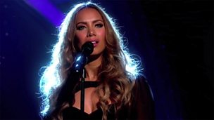 Image for Leona Lewis sings Fireflies
