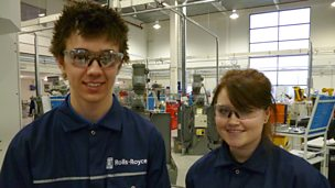 Working as an apprentice engineer for a day