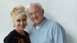Image for Michael Fenton Stevens (Paul) on Anita Dobson, instant rows, trust and green room chat