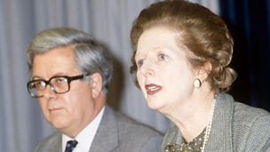"Image for Howe: Thatcher ""leadership was absolutely superb"""