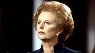 Image for Lord Saatchi on Thatcher's brand of conservatism