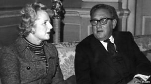 Image for Henry Kissinger: Thatcher was breath of fresh air