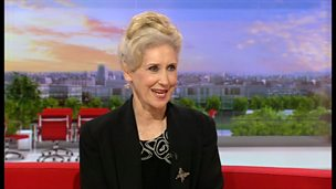 Image for From Albert Square to Ambridge. Anita Dobson takes on a rural role in The Archers