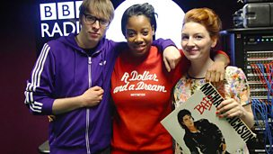 Image for Amplify Dot Joins Phil Taggart and Alice Levine in the studio