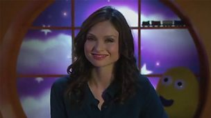 Image for Sophie Ellis Bextor visits CBeebies