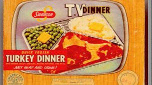 Image for The TV dinner