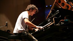 Image for Jamie Cullum joins Dermot O'Leary in the studio