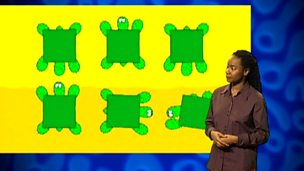 Multiplication with square turtles (signed)