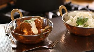 Image for Lamb kofta curry