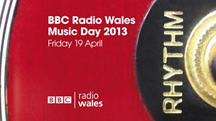 Image for Radio Wales Music Day 2013: Climbing Trees - Burning Candle