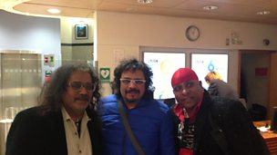 Image for Hariharan, Sivamani and Bikram Ghosh