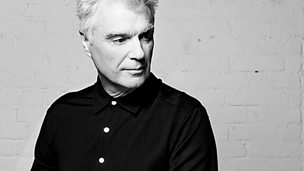 Image for David Byrne talks to Anne McElvoy