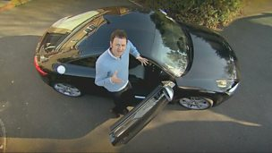 Image for The high-tech car theft