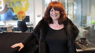 Image for Lynda La Plante talks to Graham Norton