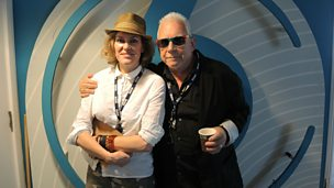 Image for Cerys Matthews in conversation with legendary Eric Burdon