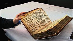 The art of Islamic calligraphy