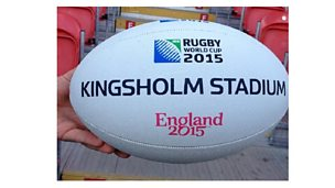 Image for Kingsholm hosts RWC2015