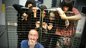 Image for Bo Ningen - Live in session for Marc Riley