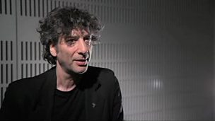 Image for Neil Gaiman on Nightmare in Silver