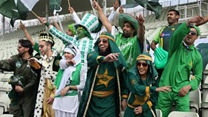 Image for The Stani Army: UK Pakistan Cricket fans
