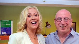 Image for Agnetha from ABBA chats with Ken Bruce