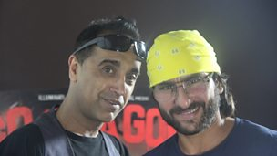 Image for Saif Ali Khan talks Go Goa Gone