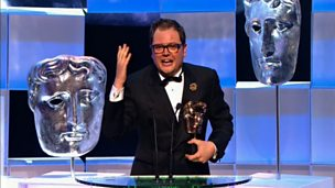 Image for Alan Carr wins Entertainment Performance