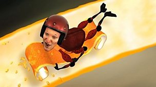 Image for The Amazing Luge Stunt
