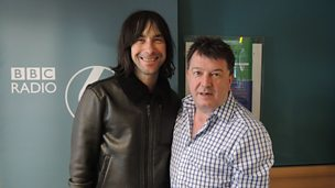 Image for Bobby Gillespie talks to Stuart Maconie