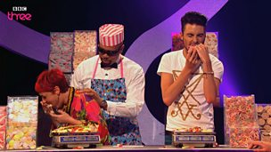 Image for Rylan and Jaime Winstone play Pick 'N' Nick It