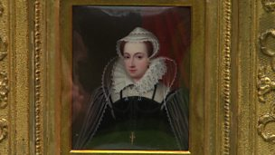 Image for Henry Bone portrait of Mary, Queen of Scots